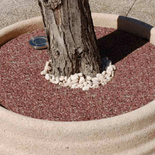 KIT DIY pavimento drenando para alcorques - áridos triturados